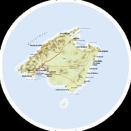 Mallorca Karte Paguera.Unsere Allsun Hotels Auf Mallorca Jetzt Urlaub Auf Mallorca Buchen